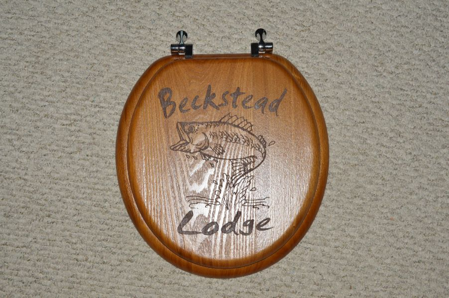 Custom engraving wooden plate