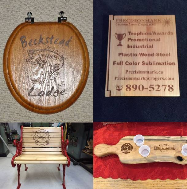 custom engraved wooden items