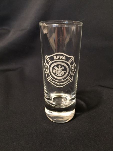 custom laser engraved glass ware